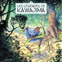Sandrine Garcia - Les légendes de Kawajima - Tome 1.