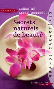 Secrets naturels de beauté.pdf
