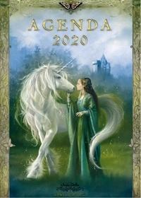 Sandrine Gestin - Agenda 2020 des Fées.