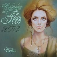 Sandrine Gestin - Le calendrier des fées 2013.