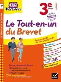 Sandrine Girard et Hélène Maggiori-Kalnin - Chouette le tout-en-un du Brevet 3e.