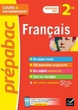 Sandrine Girard et Bertrand Darbeau - Français 2de - Prépabac Cours & entraînement - nouveau programme de Seconde.