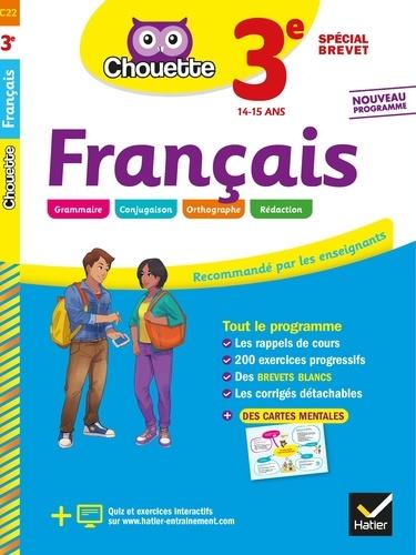 Sandrine Girard et Hélène Maggiori - Français 3e spécial brevet.