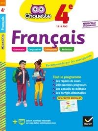 Sandrine Girard et Hélène Maggiori - Français 4e - cahier d'entraînement et de révision.