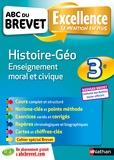 Sandrine Gstalter et Pascal Jézéquel - HIstoire géographie Enseignement moral et civique 3e.