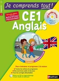 Sandrine Guilloré-Chotard - Anglais CE1. 1 CD audio