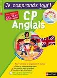 Sandrine Guilloré-Chotard et Erick Duhamel - Anglais CP. 1 CD audio
