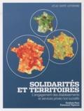 Sandrine Haas et Emmanuel Vigneron - Solidarités et territoires - L'engagement des établissements et services privés non lucratifs.