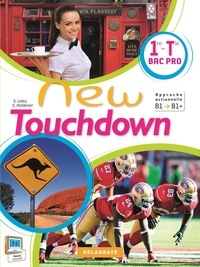 Sandrine Holdener - New touchdown 1e Term Bac Pro.
