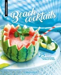 Sandrine Houdré-Grégoire - Beach cocktails.