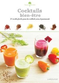 Cocktails bien-être- 50 recettes faciles pour des cocktails sains et gourmands - Sandrine Houdré-Grégoire |