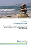 Sandrine Jequier - Promenade Zen.