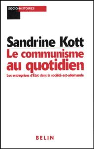 Sandrine Kott - .