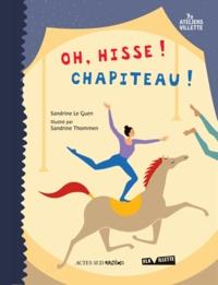 Oh, hisse ! chapiteau - Sandrine Le Guen |