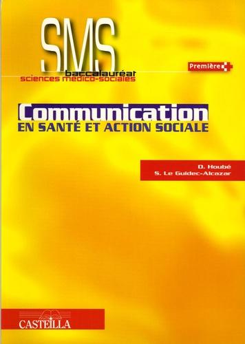 Sandrine Le Guidec-Alcazar - Communication en santé et action sociale 1e SMS.