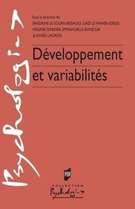 Corridashivernales.be Développement et variabilités Image