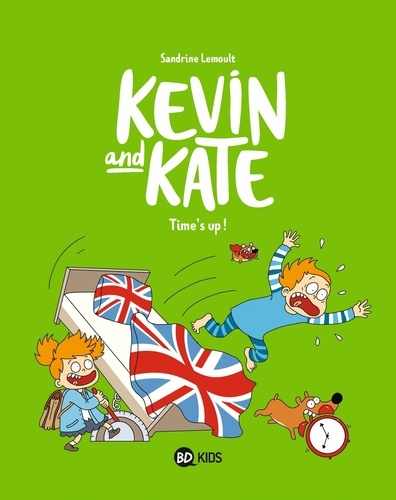 Kevin and Kate Tome 2 Time's Up