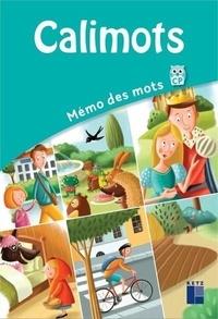 Sandrine Lenoble et Karine Paccard - Mon mémo des mots CP - Pack de 6 volumes.