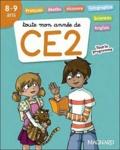 Sandrine Lévy et  Cyrielle - Toute mon année de CE2.