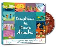 Sandrine Lhomme et Wassim Ben Chaouacha - Comptines du monde arabe. 1 CD audio MP3