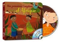 Sandrine Lhomme - Mes premières comptines d'Afrique. 1 CD audio