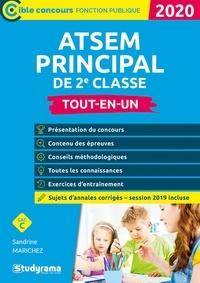 ATSEM principal de 2e classe- Tout-en-un - Sandrine Marichez |