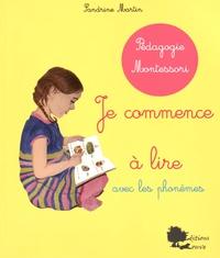 Sandrine Martin - Je commence à lire avec les phonèmes - Pédagogie Montessori.