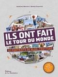 Sandrine Mercier et Michel Fonovich - Ils ont fait le tour du monde - 32 portraits de blog-trotters.