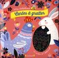Sandrine Monnier - Cartes à gratter Pâques.
