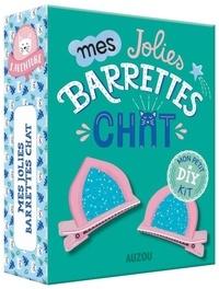 Sandrine Monnier - Mes jolies barrettes chat.