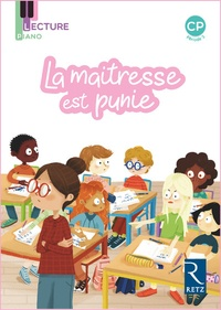 Sandrine Monnier-Murariu et Mathilde Stento - La maîtresse est punie CP période 3 - Pack de 5 exemplaires.