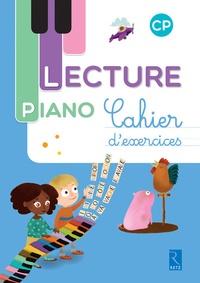 Sandrine Monnier-Murariu - Lecture piano CP - Cahier d'exercices.