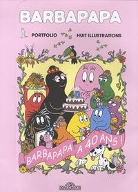 Portfolio Barbapapa - Huit illustrations.pdf