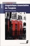 Sandrine Oriez - Linguistique énonciative de l'anglais.