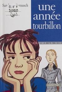 Sandrine Pernusch - Une année tourbillon.
