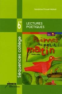 Sandrine Prisset-Malod - Lectures poétiques.