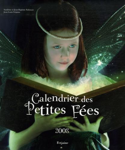Sandrine Rabouan et Jean-Baptiste Rabouan - Calendrier des petites fées.
