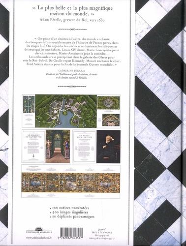 """Château de Versailles. Petit inventaire ludique et spectaculaire de """"la plus belle maison du monde"""""""
