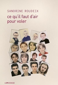 Sandrine Roudeix - Ce qu'il faut d'air pour voler.