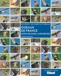 Sandrine Stefaniak - Oiseaux de France, Suisse, Belgique, Luxembourg - Un guide + un carnet de terrain.
