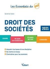 Sandrine Voisin - Droit des sociétés.
