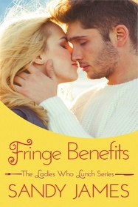 Sandy James - FRINGE BENEFITS.