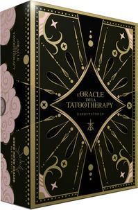 Sandytatoo.2.0 - L'oracle de la Tatootherapy - Avec 48 cartes parées d'or.