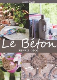 Alixetmika.fr Le béton - Esprit déco Image
