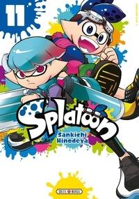 Sankichi Hinodeya - Splatoon Tome 11 : .