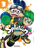 Sankichi Hinodeya - Splatoon Tome 3 : .