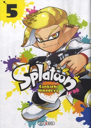 Splatoon Tome 5
