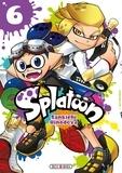 Sankichi Hinodeya - Splatoon Tome 6 : .