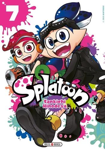 Sankichi Hinodeya - Splatoon Tome 7 : .