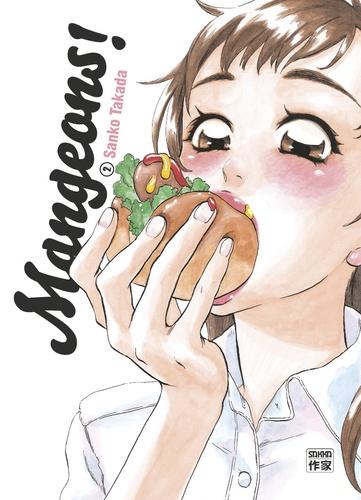 Sanko Takada - Mangeons ! Tome 2 : .